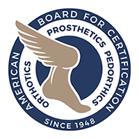 American Board for Certification in Orthotics, Prosthetics & Pedorthics